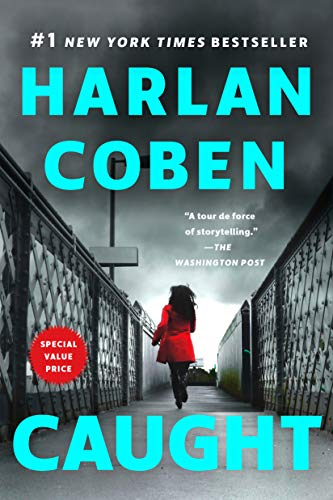Book cover from Caught by Harlan Coben