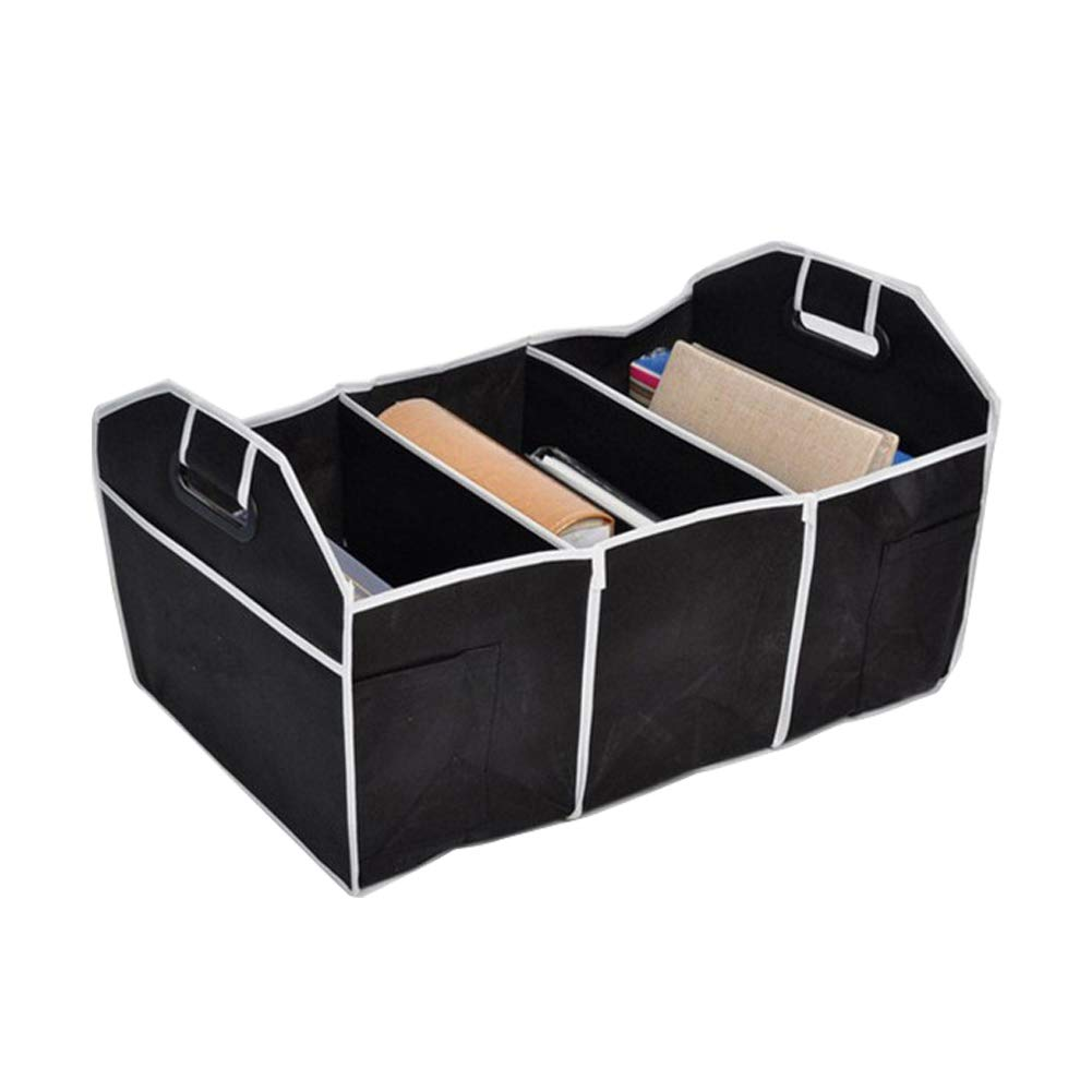 Car SUV Trunk Storage,21 x 12.5 x 10 inches,AK-051 Autoark Multipurpose collapsible Car SUV Trunk Organizer