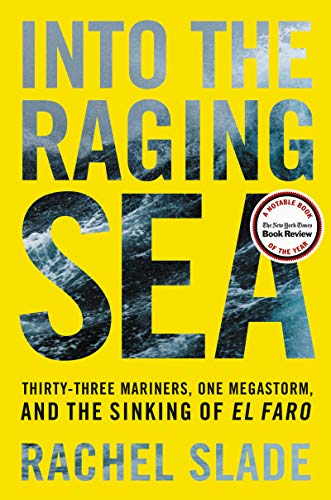 Pdf Transportation Into the Raging Sea: Thirty-Three Mariners, One Megastorm, and the Sinking of El Faro