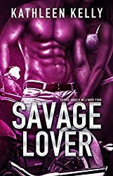 Savage Lover (Savage Angels MC #4)