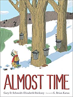 Book Cover: Almost Time