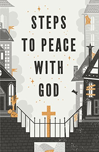 Halloween Steps to Peace with God (Pack of 25)]()