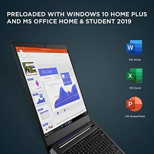 Lenovo ThinkPad E14 Intel Core i3 10th Gen 14-inch Full HD Thin and Light Laptop (4GB RAM/ 256GB SSD/ Windows 10 Home/ Microsoft Office Home & Student 2019/ Black/ 1.69 kg), 20RAS0WH00