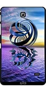 Funda para Samsung Galaxy Tab 4 (7 pulgadas) - La Puesta Del Sol Sorpresa by Brian Raggatt