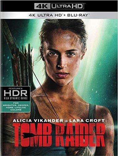 Tomb Raider (4K UHD/BD) [Blu-ray]
