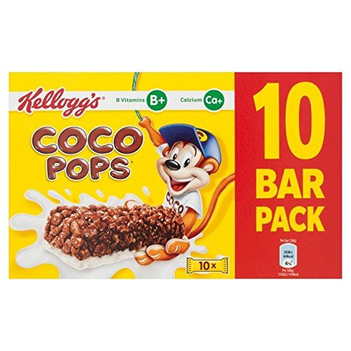 Kellogg's Coco Pops Cereal & Milk Bars ()