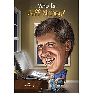 Who Is Jeff Kinney? Audiobook