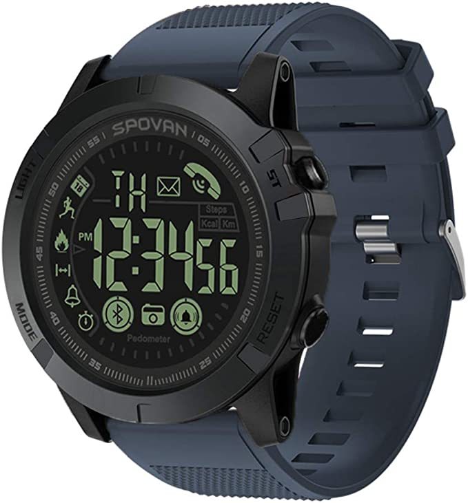 T1 Tact Grado Militar Super Resistente Reloj Inteligente Reloj de ...