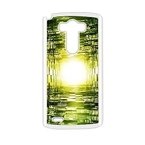 Artistic aesthetic fractal fashion phone case for LG G3