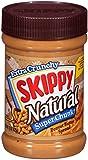 Skippy Peanut Butter, Natural Super Chunk, 15 Ounce