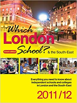 Which London School? & the South-East 2011/12