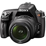Sony Alpha A290L 14.2 MP Digital SLR Camera with 18-55mm Lens