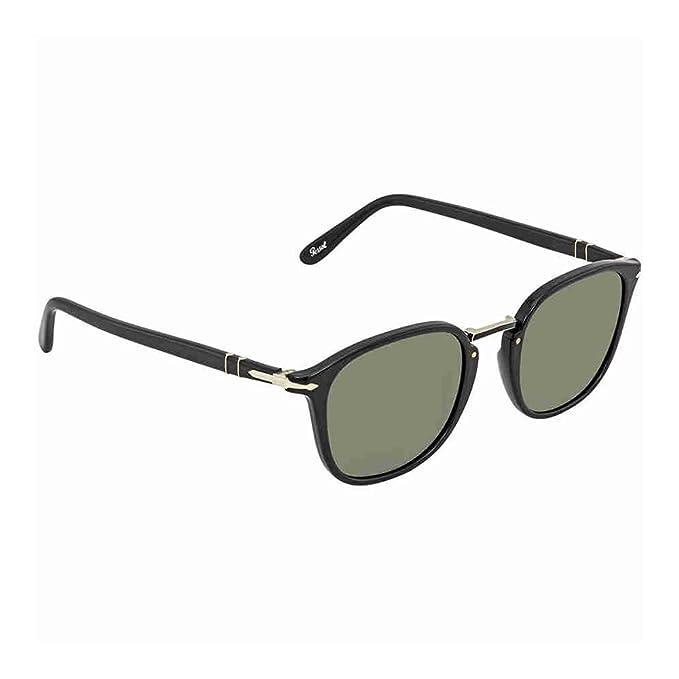 Persol 0Po3186S 95/31 51, Gafas de Sol para Hombre, Negro (Black