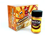 J&D's Cheddar BaconPOP (9 oz Box) and J&D's Cheddar Bacon Salt (2 oz Jar) in a Gift Box