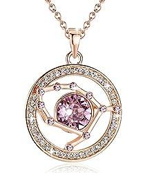 Pendant Made with Swarovski Crystal Horoscope Jewelry