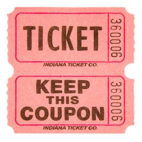 1000 raffle tickets - 6