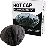 (US) Cordless Heated Gel Cap / Hair Therapy Wrap / Used with Oil or Conditioner for Deep Penetrating Hair and Scalp Treatments