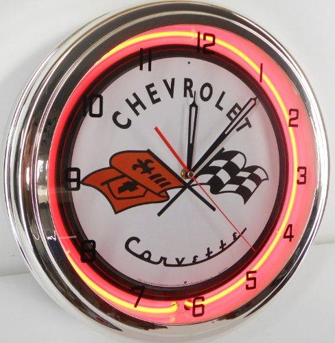 Chevy Corvette Flags 15