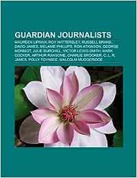 Guardian journalists: Maureen Lipman, Roy Hattersley, Russell ...