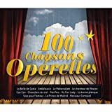 100 Chansons Operettes