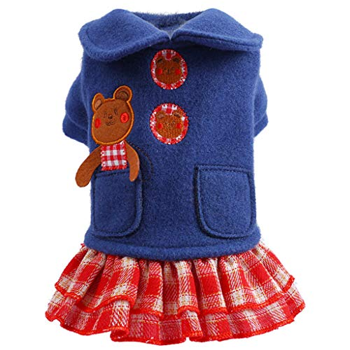 Smdoxi pet Clothing Cats and Dogs Cute