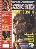 FANGORIA #54, 1986 (Invaders from Mars; Dolls; John Agar; Maximum Overdrive; Poltergeist II)