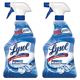Lysol Bathroom Cleaner Bundle Trigger
