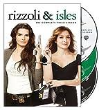 rizzoli isles season 3 - Rizzoli & Isles: The Complete Third Season [DVD] [Region 1] [US Import] [NTSC]
