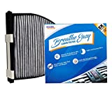 Spearhead Premium Breathe Easy Cabin Filter, Up to 25% Longer Life w/Activated Carbon (BE-934): more info