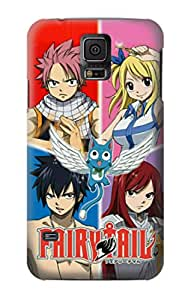 P2126 Fairy Tail Member Case Cover For Samsung Galaxy S5