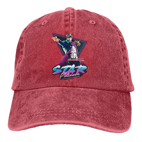 (Baby Ying Star Platinum Summer Cool Heat Shield Unisex Adult Cowboy Hat)