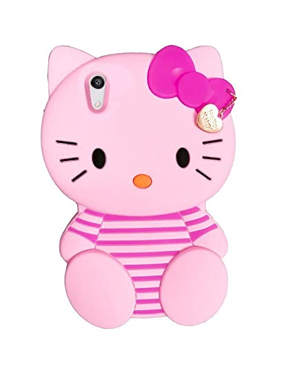 more photos 2d023 651a8 Teddy Kitty Back Cover for Oppo A37
