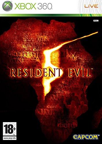 Resident Evil 5 - Xbox 360 (Resident Evil For Xbox 360)