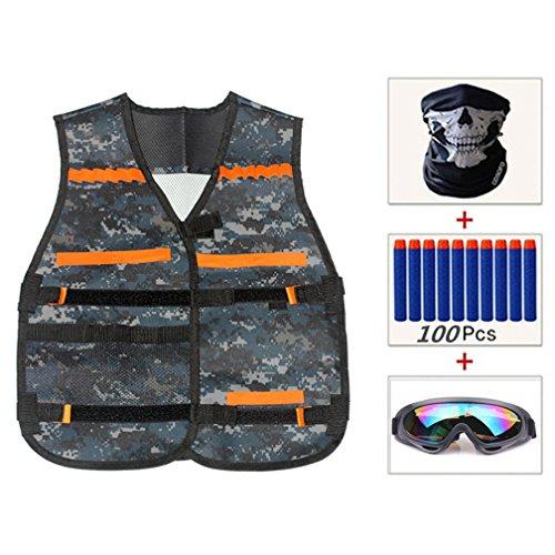 ennrui-kids-camouflage-tactical-vest-jacket-kit-with-100pcs-blue-foam-darts-windproof-protective-gog