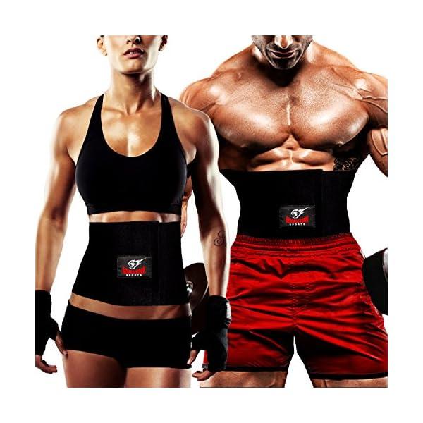 como bajar centimetros de cintura y abdomen