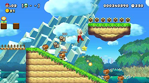 Super Mario Maker 2 - Nintendo Switch 7
