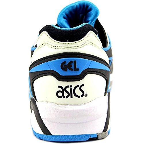 Gel Kayano Trainer Hombres En Negro / Atomic Blue De Asics Black / Atomic Blue