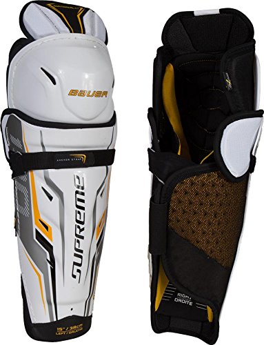Shin Bauer Guard (Bauer Supreme 190 Shin Guards [SENIOR])