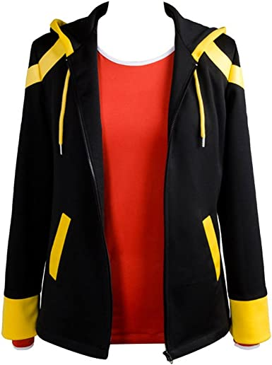 new MYSTIC MESSENGER 707 Luciel Choi Saeyoung Cosplay hoodie Costume Halloween