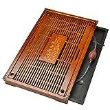 Solid Wood Tea Tray Tea Set Chinese Kung Fu Tea Set-#10
