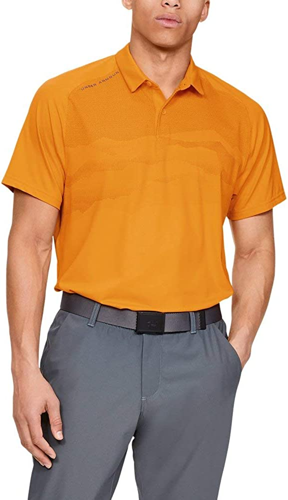 Under Armour Mens Iso-chill Airlift Polo