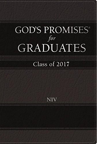 God's Promises for Graduates: Class of 2017 - Black: New International Version ebook