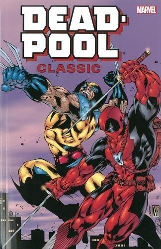 Read Online Deadpool Classic Companion ebook