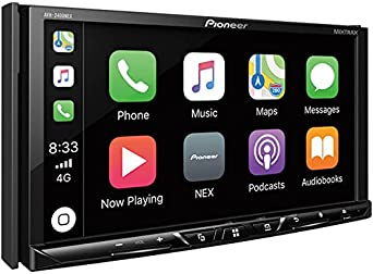Pioneer AVH-2400NEX 7 Touchscreen Double Din Android Auto and Apple CarPlay In-Dash DVD CD Bluetooth Car Stereo Receiver