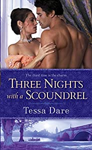 Three Nights with a Scoundrel (The Stud Club Trilogy Book 3)