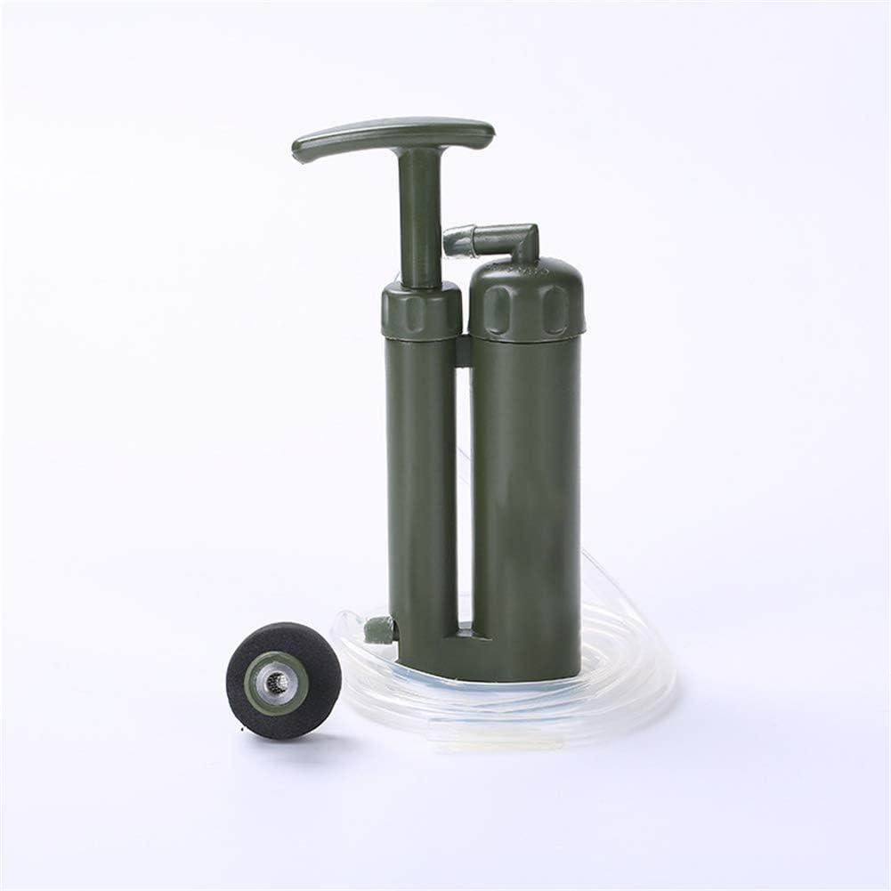 Agua Filtro Personal Senderismo Portable del Filtro Purificador De ...