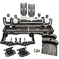 MAYITOP Dishwasher Rack W10712394 Adjuster Kit for Whirlpool, Sears, AP5956100, PS10064063