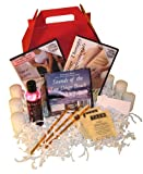 Mother's Day Massage Gift Basket Kit: Basic Massage DVD, Professional Massage DVD, Bonus DVD (3 DVD/1 CD)