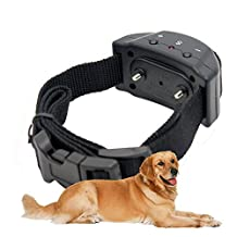 Shock Collar For Dogs by T-AIM Doggy | Dog Anti Bark Collar | STOPS Nuisance Barking In Just A Couple Hours | For dogs 15 to 120 lbs