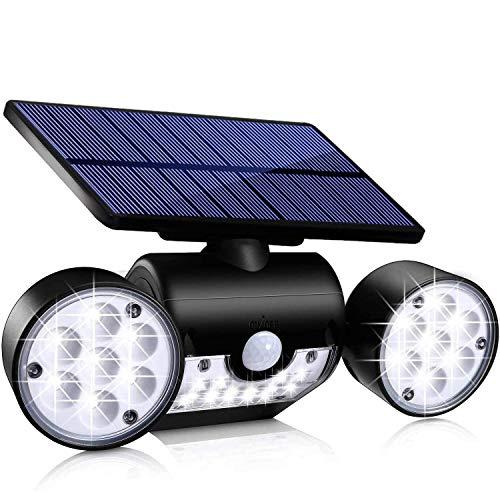Ambaret Solar Lights Outdoor